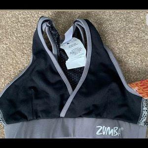 Zumba Sports Bra XS/New